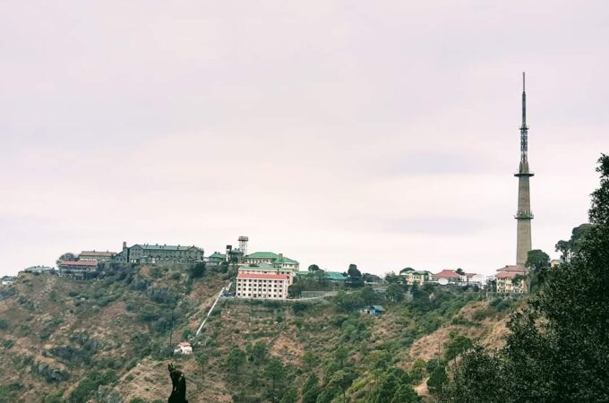 Kasauli Hill Station – Himachal Tourism