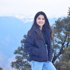 Khushboo - Humans of Himachal